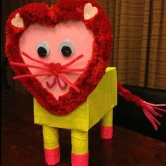 King of Love Valentine box