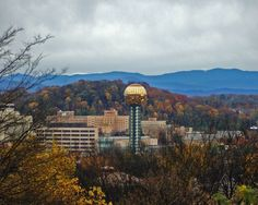 Knoxville! No place like home
