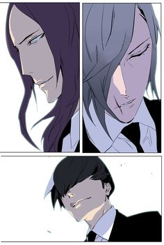 Tags: Anime, Tao, Manga Page, Official Art, Noblesse