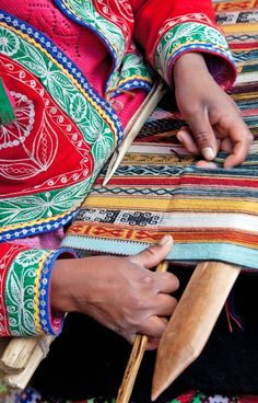 Take a tour of Peru's Pisac Market and beyond.