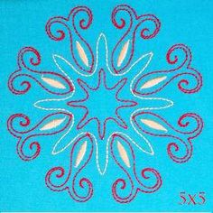 Dainty Quilt Blocks 57 Hoop  02