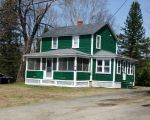 Houlton Maine Home With 2.5 Baths, 4 Bedrooms! $50's! info@mooersrealty.com 207.532.6573