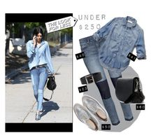 Denim Edition by istyled on Polyvore featuring polyvore, fashion, style, Abercrombie & Fitch, H&M, Zara, MANGO, Dolce&Gabbana, Astek, Baldwin, women's clothing, women's fashion, women, female, woman, misses and juniors
