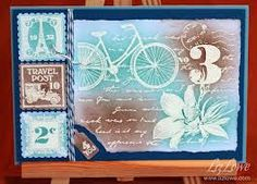 postage due stamp set stampin up - Google Search