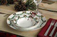 Star Fluted Christmas porcelain from Royal Copenhagen