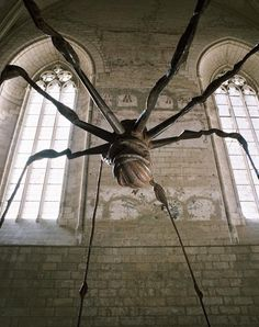 Louise Bourgeois Spider, photo by François Halard.