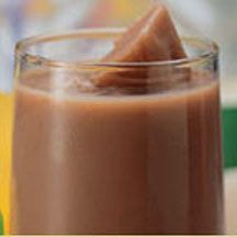 Chocolate Orange Juice - Sounds unusual at first, but anyone who has ever enjoyed orange-flavored chocolate will enjoy this refreshing beverage. Serve for breakfast or over ice cubes for a refreshing snack.