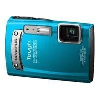 Olympus TG-320 14 MP Touch Series Camera with 3.6x Optical Zoom (Blue) - http://pixnews.net/2013/01/olympus-tg-320-14-mp-touch-series-camera-with-3-6x-optical-zoom-blue/