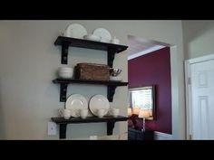 Cafe Shelves Video Tutorial