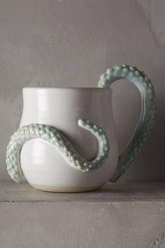 Octopoda Mug - anthropologie.com