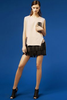 This skirt is adorable and perfect for a gal with nice legs.