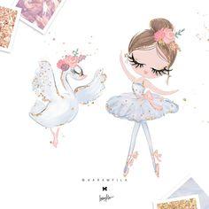 On the way is and a brown skin one, try to guess what's her pet! #karamfilas #Karamfila #ballerina #ballerinas #swan #swanlake #dancer…