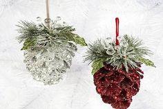 Elállt a lélegzetünk!Összegyűjtött néhány fenyőtobozt, majd minden idők legszebb karácsonyi dekorációit készítette belőlük! | Közszolgálat