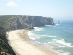Praia da Carrapateira, Algarve-Portugal