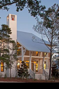 Exterior architectural details house by Geoff Chick, Architect
