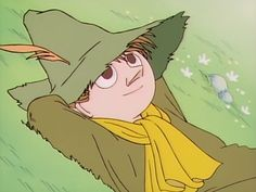 Happy to be all Moomins