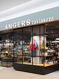 ANGERS ravissant Expocity shop by space, Osaka – Japan » Retail Design Blog