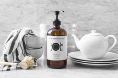 Heirloom Dish Soap | Murchison-Hume