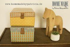 How to: Ordnungskisten selber machen – Homemade by Patricia