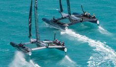 Outteridge leads Artemis Racing to fourth consecutive win on the road to the Louis Vuitton America's Cup Challenger Playoffs Final. America's Cup, Motor Boats, Artemis, Finals, Fighter Jets, Sailing, Louis Vuitton, Led, Concept