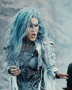 Metal Fashion, Gothic Fashion, Death Metal, Most Beautiful Women, Beautiful People, The Agonist, Unnatural Hair Color, Heavy Metal Girl, Alissa White