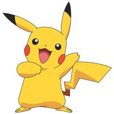 Pokemon Pikachu Giant Peel And Stick Wall Decals