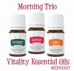 morning trio for weight loss young living essential oils http://www.shavethepounds.com/grapefruit-fat-burner/