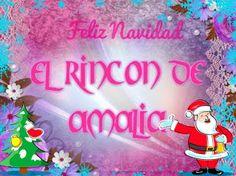 El rincón de Amalia: Feliz Navidad