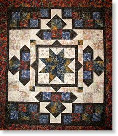 Its About To Get Western Quilt.  Cowboy, Cowgirl, Horse, Horses, Western