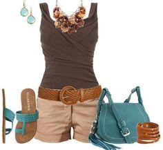 Lindas para este verano, excelente combinación :) #mialuna #moda #verano