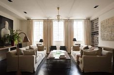 Rose Uniacke - Interiors - London Apartment W1