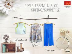 Some sugar for all the cupcakes of our life  Shop here with http://www.wforwoman.com/…/ss15-latest…/summer15-bottomwear/