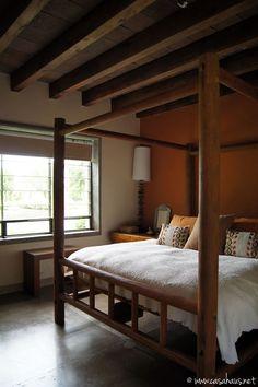 Mexican style bedroom - Casa Haus
