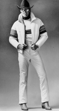 Feelin' groovy: Men's fashion in the (photos) - Daily Fashion Ski Fashion, Daily Fashion, Mens Fashion, Feelin Groovy, Vintage Outfits, Vintage Fashion, Ski Wear, Vintage Ski, Vintage Style