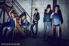Stylestalker 'Fight Club' Fall 2012 Lookbook