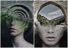 antonio mora | Les portraits photographiques surréalistes d'Antonio Mora