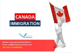 If you are interested to immigrate to Canada, drop your Email ID, Phone No. and Country OR forward your updated resumes to info@immigrationoverseas.com