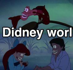 Didney worl = life!