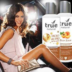 True Natural Shimmer Self Tanning Set | Sunless Tanning | Perfect Tan | Organic Makeup & Natural Skincare Store
