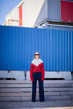 #MariaJernov in @ivycopenhagen Ivona jeans #ivycopenhagen #iamivy #beivy #jeans #denim #styling #Copenhagen