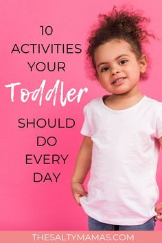 Kids Discover Creating a Toddler Schedule- Top 10 Daily Toddler Activities to Include Toddler Learning Activities, Parenting Toddlers, Infant Activities, Parenting Advice, Daily Activities, Parenting Classes, Parenting Styles, Foster Parenting, Single Parenting