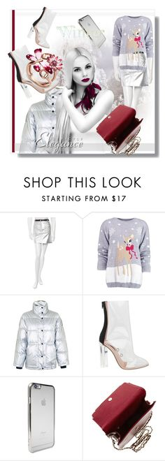 """""""Perfect Puffer Jackets"""" by kari-c ❤ liked on Polyvore featuring Chanel, Boohoo, Topshop, CYLO, Gucci and puffers"""