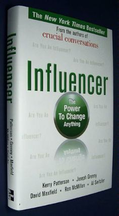 influencer the power to change anything pdf - Google Search