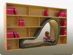 Top 56 des bibliothèques originales et insolites | Topito