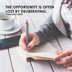 """""""The opportunity is often lost by deliberating."""" - Publilius Syrus. Brand Me Famous Academy launching soon! Sign-up to be a part of it www.brandmefamous.... #entrepreneur #entrepreneurship #southafrica #dowhatyoulove #startups #business #online #buinessmen #instadaily #motivation #inspiration #creatives #branding #marketing #buildyourbrand #ownbusiness #ownbrand #academy #mentorship #life #justdoit #knowledge #success #yolo"""