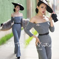 Item Type: Jumpsuits & Rompers Gender: Women Decoration: None Fit Type: Loose Pattern Type: Solid Style: Fashion Type: Jumpsuits Fabric Type: Twill Material: Polyester,Wool,Nylon Length: Full Length C