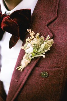 Beautiful Fall Wedding Details