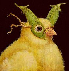 Blurb ebook: Birds Make Hats and Masks. by by Vicki Sawyer