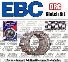 EBC Dirt Racer Clutch Set DRC144