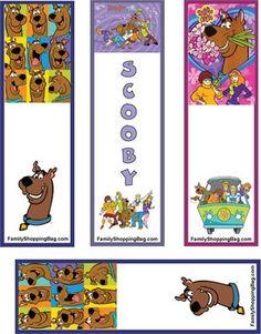 Scooby Doo and friends Door Hangers 4 door hangers Collector item,